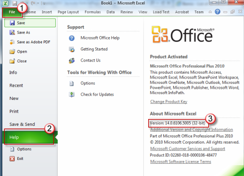 what is product key of microsoft office 2010