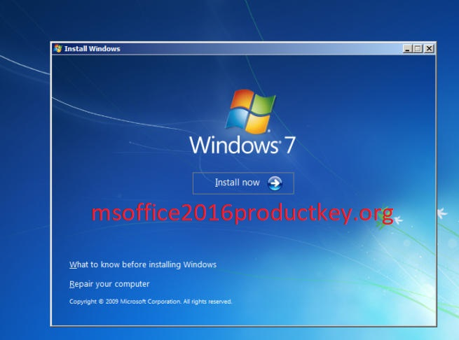 Windows 7 Product Key Generator 32/64 bit (Free 2019)